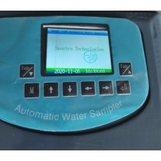 Spectra 2100 Series All Weather Portable Automatic Water Sampler w/Heater & Refrigeration